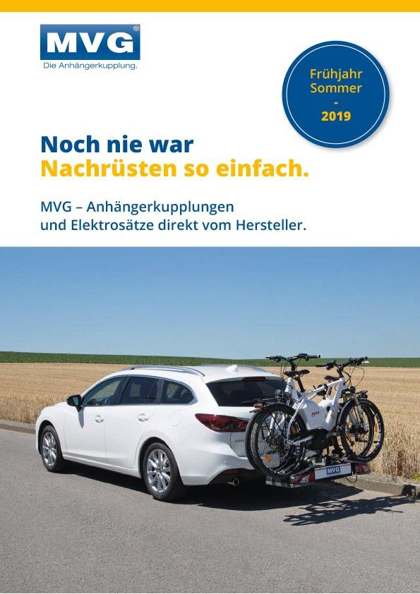 Kundenmagazin 02/2018 MVG – Die Anhängerkupplung