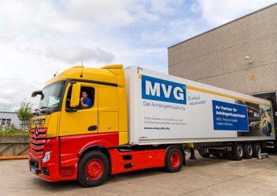 MVG – Die Anhängerkupplung